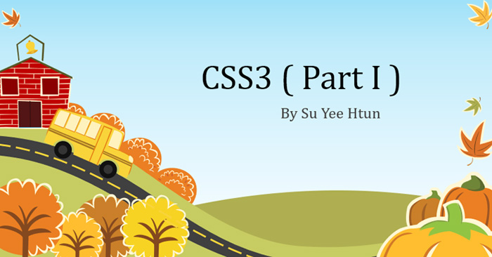 CSS3 Knowledge and Examples  Part 1